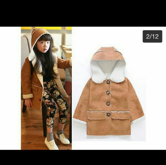 Other - Coat girl
